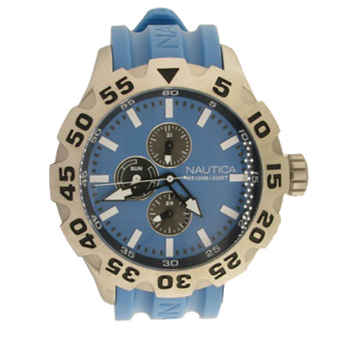 Buy Nautica N15607G Watch at MiamiWatches.Net. 30 Day-Return ...