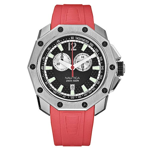 Buy Nautica N24517G Watch at MiamiWatches.Net. 30 Day-Return ...