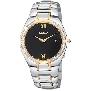 Seiko Mens Diamond SKP338 Watch