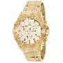 Swiss Precimax Men's Armada Pro SP13052 Gold Stainless-Steel Swiss Chronograph Watch With Gold Dial